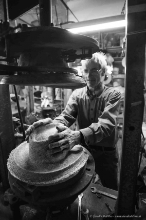 La fabbrica dei cappelli